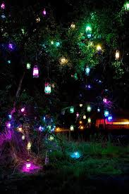 Outdoor Colored Christmas Lights by Best 25 Fairy Lights Wedding Ideas On Pinterest Reception