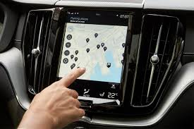 volvo xc40 getting pilot assist large tablet like touch screen