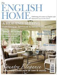 English Home Design Magazines Thomson Carpenter U2013 Interior Design