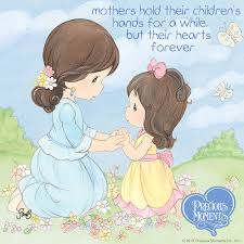 precious moments remember mom