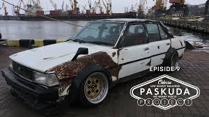 toyota corolla custom paskudaproject u2014 episode 9 ke70 stance корч custom wheels