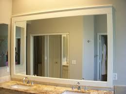 Cheap Bathroom Scale Bathroom Mirror Update