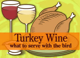 try some different wines for thanksgiving wine on the