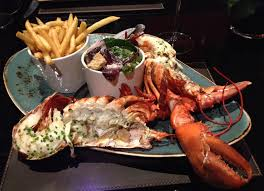 martini lobster steak and lobster restaurant london