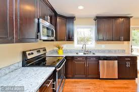 Semi Custom Cabinets Contemporary Kitchen With Raised Panel U0026 L Shaped In Clinton Md