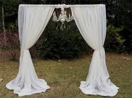 backdrop rentals its personal wedding rentals backdrops and chandeliers