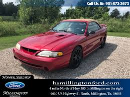 1998 ford mustang cobra for sale 1998 ford mustang cobra convertible in millington tn