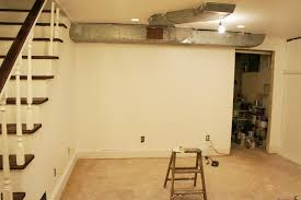 best finishing basement wall