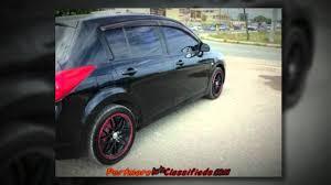 nissan tiida hatchback 2005 used car in jamaica nissan tiida 2005 youtube
