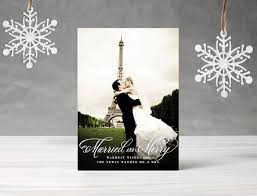 newly wed christmas card newlywed christmas cards hooray creative