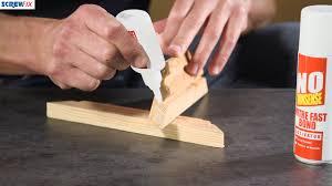 Screwfix Laminate Flooring No Nonsense Mitre Adhesive Trade Pack 400ml Screwfix Youtube