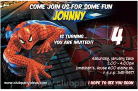 amazing spiderman 2 birthday invitations free printable