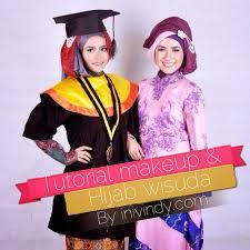 tutorial makeup natural wisuda step by step aka tutorial hijab dan make up wisuda places to visit