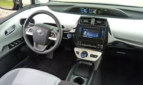 Interior Of Toyota Prius Toyota Prius Photos Truedelta Car Reviews