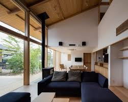 home courtyard japanese courtyard house makes the for simplicity curbed