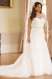 wedding dresses plus size uk plus size bridal gowns with an illusion neckline can a modest