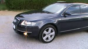 2000 Audi A6 Interior 2005 Audi A6 2 0 Tdi Avant Full Review Start Up Engine And In
