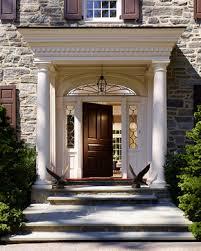 Home Entrance Design Dutch Colonial Black Front Door 58 099 Colonial Entrance Home