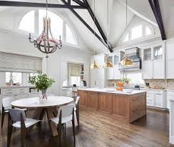 this mansion got a modern makeover and the best kitchen ever