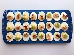 cheap deviled egg tray 6 lovely serving platters for your easter feast cooking light