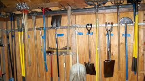 how to hang tools in shed large tooltorage ideas benchtop machinehophed garden racks grill