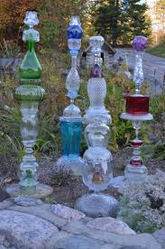 510 best garden images on garden totems glass garden