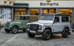 silver land rover discovery land rover enthusiast wants to save 2 millionth defender for the