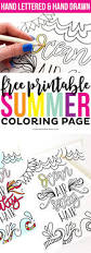 best 25 summer coloring pages ideas on pinterest mandalas for