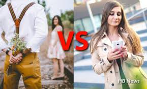 online dating vs real life dating HB News Network