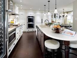 ideas for kitchen islands white kitchen island ideas baytownkitchen
