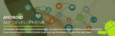 mobile application development company web development