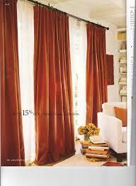 Orange And Blue Curtains Burnt Orange Curtains Happyhippy Co