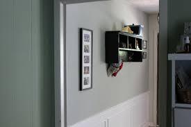 ana white entryway shelf diy projects