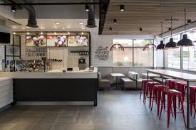 is re designing for the upmarket the trend for fast food