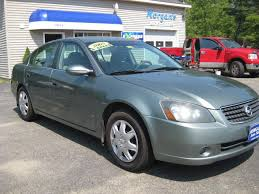 nissan altima 2005 problems 2005 nissan altima 2 5 s 4dr sedan in leeds me morgan u0027s auto sales