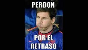 Memes Messi - hacen pedazos con memes a messi por su mal juego ante real madrid