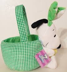 plush easter baskets snoopy easter baskets easter wikii