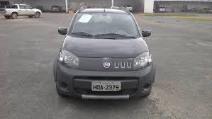 Famosos Fiat Uno Way 1.0 – Preto | Curvel | Seminovos &AT83