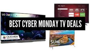 cyber monday tv deals to pass up