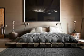 Platform Bed Ideas 40 Low Height Floor Bed Designs That Will Make You Sleepy As
