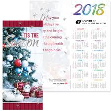 tis the season 2018 silver foil stamped holiday greeting card