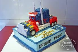 optimus prime cakes transformers cakes transformer birthday cakes sweet secrets hong