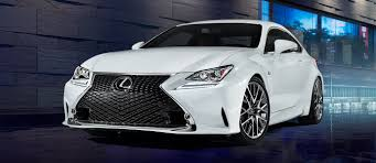 lexus rc 300 horsepower 2016 lexus rc luxury sedan certified pre owned