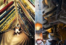city museum a 10 story former shoe factory transformed into the