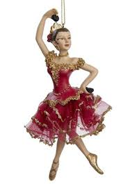 dancer ornament allegro boutique
