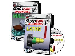 mastercam x8 x9 for solidworks mill u0026 lathe tutorial