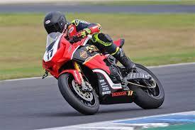 superbike honda australian superbike troy herfoss to ride for new penrite honda