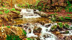 8k wallpaper nature view waterfall sharovarka pinterest 8k