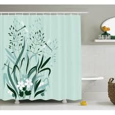 Dragonfly Shower Curtains Dragonfly Shower Curtain Wayfair