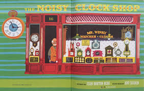 the noisy clock shop by jean horton berg and art seiden picture